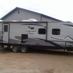 2020 Coachmen Apex Ultra-Lite 265RBSS  - Travel Trailer New  in Friendship WI For Sale by Friendship RV Inc. call 608-339-2300 today for more info.