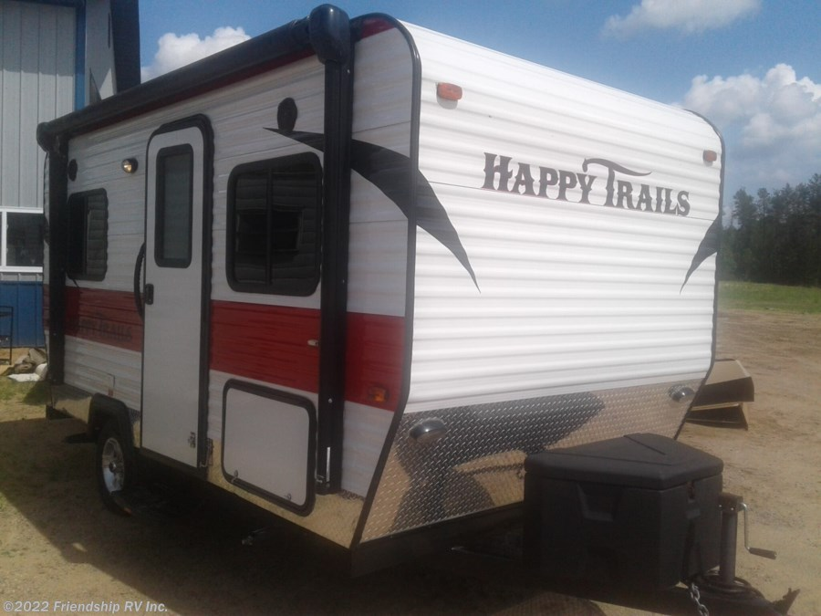 2017 Happy Trails Cozy Camper 12SDFB