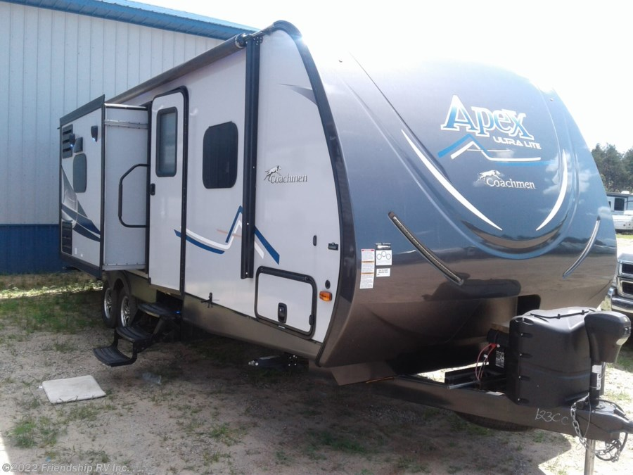 2018 Coachmen Apex Ultra-Lite 269RBKS