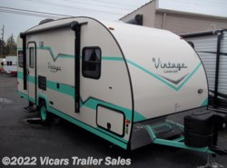 New 2016  Gulf Stream Vintage Cruiser 19ERD by Gulf Stream from Vicars Trailer Sales in Taylor, MI