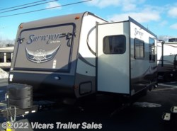 New 2016  Forest River Surveyor 221ST by Forest River from Vicars Trailer Sales in Taylor, MI