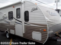 New 2016  Shasta Oasis 18BH by Shasta from Vicars Trailer Sales in Taylor, MI