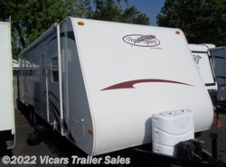 Used 2009  R-Vision Trail-Sport TS27QBSS by R-Vision from Vicars Trailer Sales in Taylor, MI