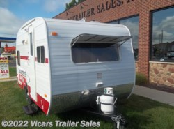 New 2015  Riverside RV White Water Retro 166 by Riverside RV from Vicars Trailer Sales in Taylor, MI