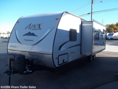 2015 Coachmen Apex  288BHS