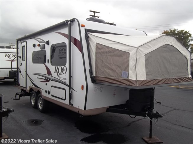 2017 forest river rv rockwood roo 19 for sale in taylor mi 48180 47458 classifieds