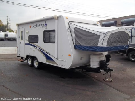 2009 Jayco Jay Feather EXP  19 H