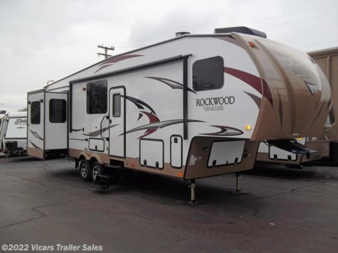 2017 Forest River Rockwood Signature Ultra Lite  8298WS