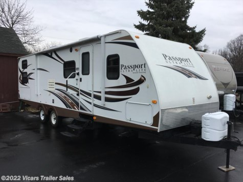 2014 Keystone Passport Ultra Lite Grand Touring  2920BH