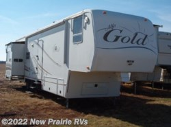 Used 2004  Lifestyle Luxury RV Alfa Gold 40LS by Lifestyle Luxury RV from New Prairie RVs in Worthing, SD