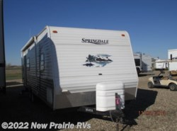 Used 2005  Keystone Springdale  by Keystone from New Prairie RVs in Worthing, SD