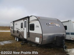 Used 2014  Shasta Oasis  by Shasta from New Prairie RVs in Worthing, SD