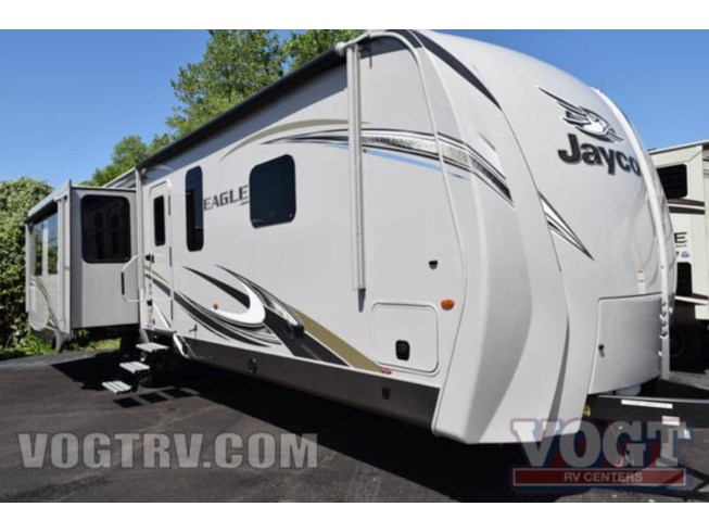 Cool 2017 Used Jayco WHITE HAWK 27RBOK Travel Trailer In Texas TX