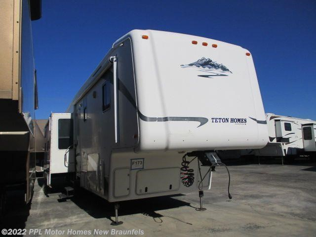 Frontier fifth wheel new and used rvs for sale for Ppl motor homes texas