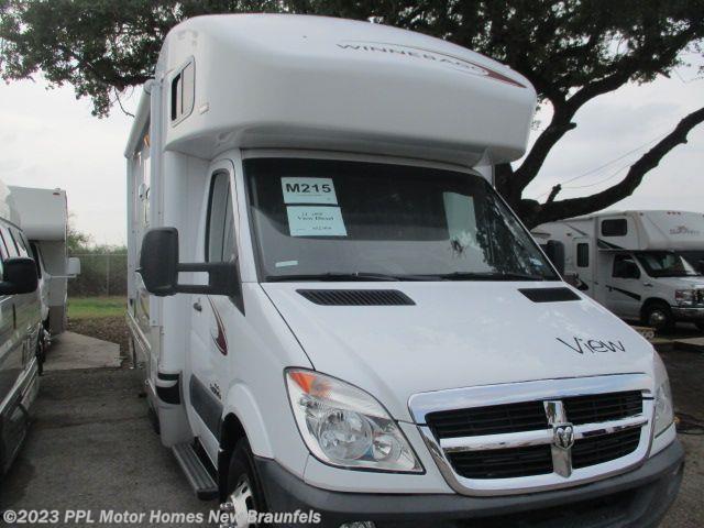 2008 winnebago rv view diesel 24j for sale in new