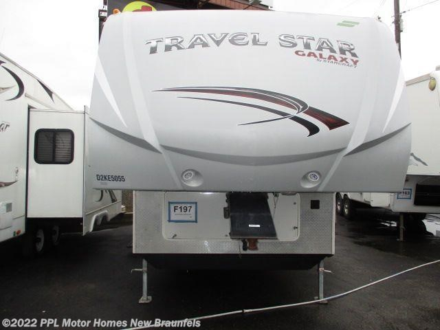 2013 starcraft rv travel star galaxy 276rl for sale in new for Ppl motor homes texas