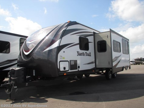 2016 Heartland RV North Trail   27BHDS
