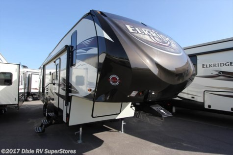 2017 Heartland RV ElkRidge  E30