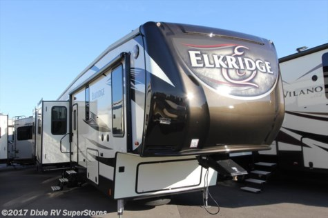 2017 Heartland RV ElkRidge  39RDFS