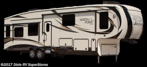 2017 Jayco North Point  379DBFS