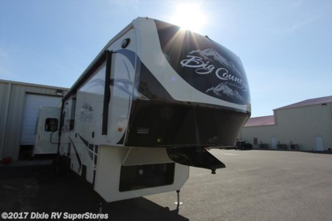 2015 Heartland RV Big Country  3950FB