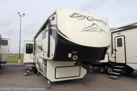 2017 Heartland RV Big Country  3950FB