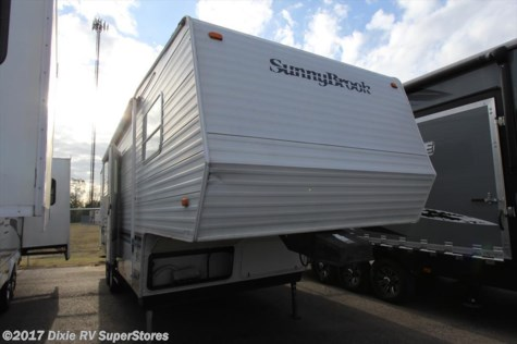 2005 SunnyBrook  MOBILESBOUT M-2850-S W/S