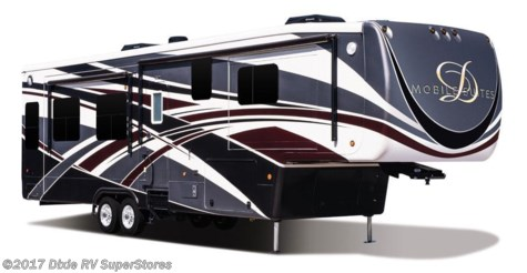2017 DRV Mobile Suites  38RSSA