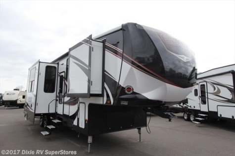 2017 Heartland RV Edge  357ED