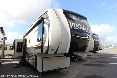 2017 Jayco Pinnacle  37RSTS