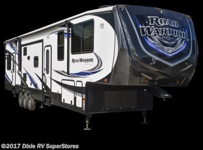 2018 Heartland RV Road Warrior  362RW