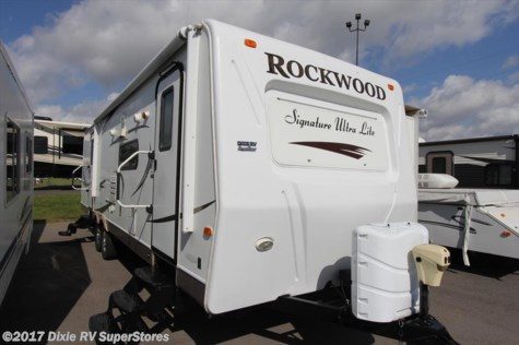 2011 Forest River Rockwood  SIGNATURE 8319