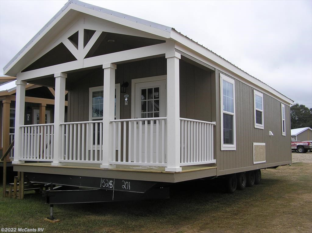 RV Available In 2016 Athens Park Homes Model APS601