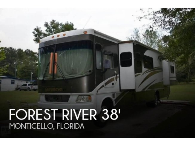 2006 forest river rv forest river georgetown 38 xl for