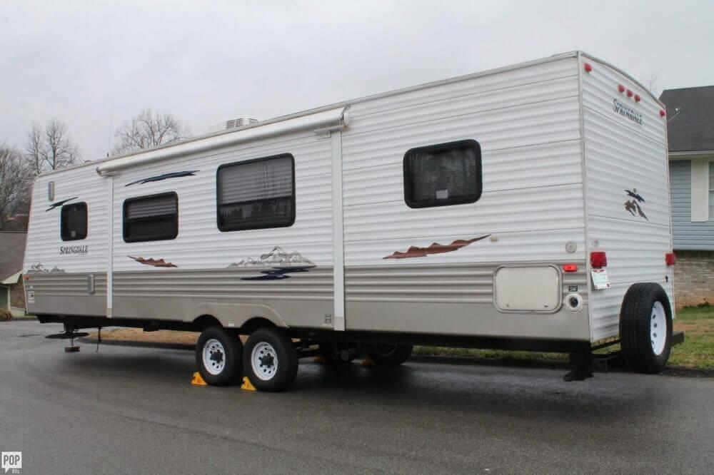 2008 Keystone Rv Springdale 290ct Ssr For Sale In Sarasota