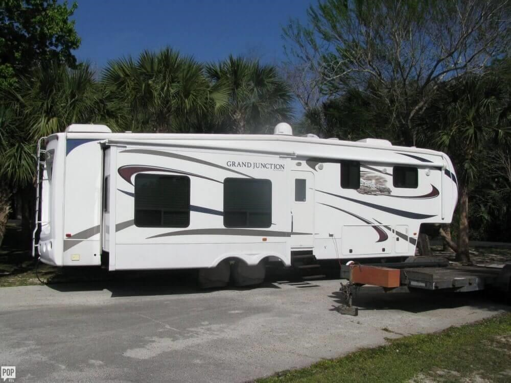 2011 Dutchmen Rv Grand Junction 347re For Sale In