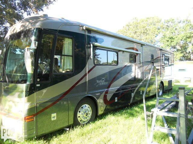 2002 Fleetwood Rv American Eagle 40g For Sale In Sarasota