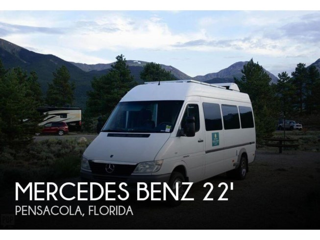 Mercedes benz new and used rvs for sale for Mercedes benz of sarasota clark road sarasota fl