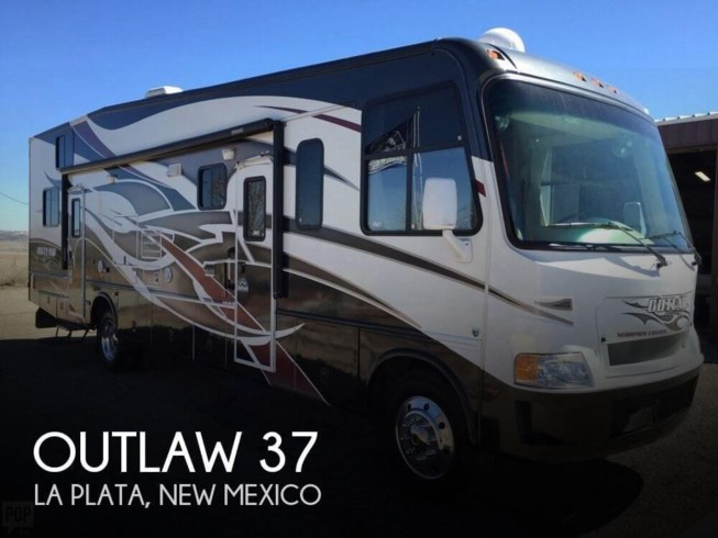 2010 thor motor coach rv outlaw 37 for sale in sarasota for Thor motor coach outlaw for sale