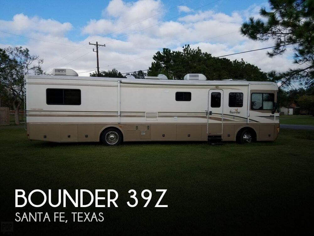 1999 Fleetwood Rv Bounder 39z For Sale In Sarasota Fl