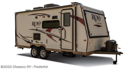 2017 Forest River Rockwood  19 ROO