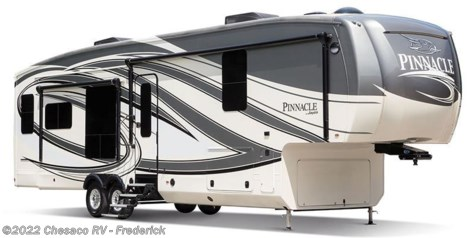 2017 Jayco Pinnacle  36RSQS