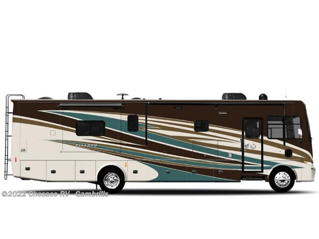 Stock Image for 2017 Tiffin Allegro 34 PA (options and colors may vary)