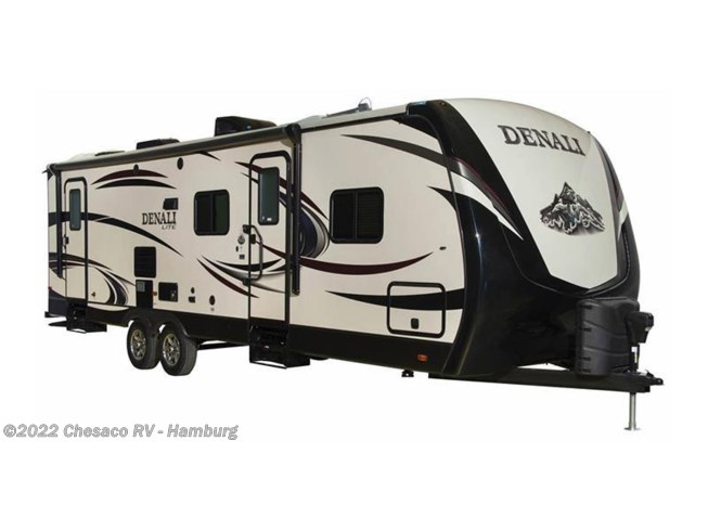 Stock Image for 2017 Dutchmen Denali 325 RL (options and colors may vary)
