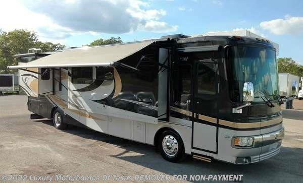 2008 monaco rv rv diplomat 40ft 4 slides low miles for for Class a rv height