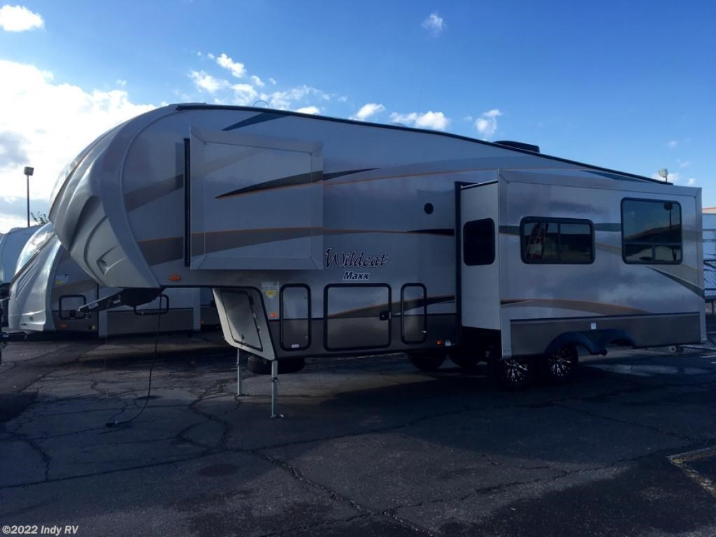 2016 Forest River Rv Wildcat Maxx 262rgx For Sale In St