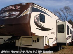 2014 Jayco Eagle 28.5RLS Rear Lounge Sofa/Dinette S