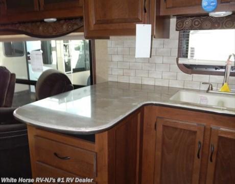 J9919 2015 Jayco Eagle 306rkds Rear Kitchen Double