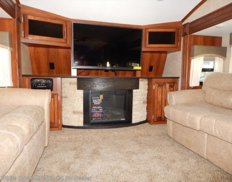 J10407 2016 Jayco Eagle 339flqs Front Living Room Quad Slideout For Sale In Williamstown Nj