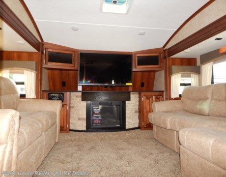J10407 2016 jayco eagle 339flqs front living room quad slideout for sale in williamstown nj for Front living room fifth wheel rv for sale
